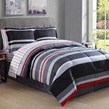 Arden Stripe Bedding Set