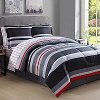 Arden Stripe Bedding Set