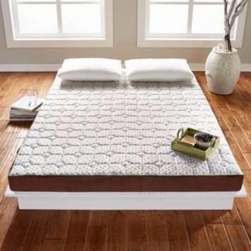 tataME™ Bed Luxury Memory Foam Mattress Topper