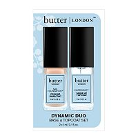 butter LONDON Dynamic Duo 2-pc. Base & Topcoat Set