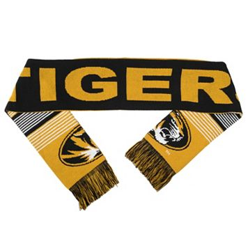 Adult Forever Collectibles Missouri Tigers Reversible Scarf
