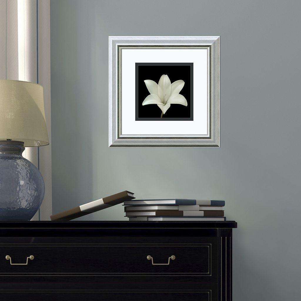 Amanti Art Flower Series VII Print Framed Wall Art