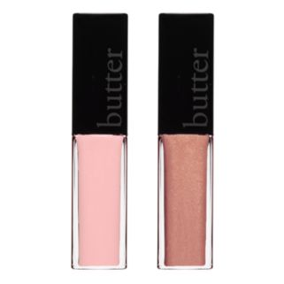 butter LONDON Plush Pout 2-pc. Plush Rush Lip Gloss Set