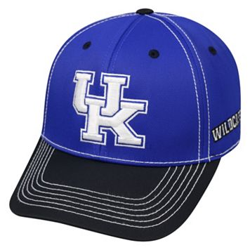 Adult Top of the World Kentucky Wildcats Tactile One-Fit Cap