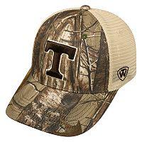 Adult Top of the World Tennessee Volunteers Prey Camo Adjustable Cap