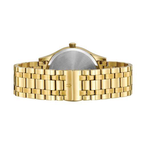 Bulova Men's Diamond Stainless Steel Watch - 97D108