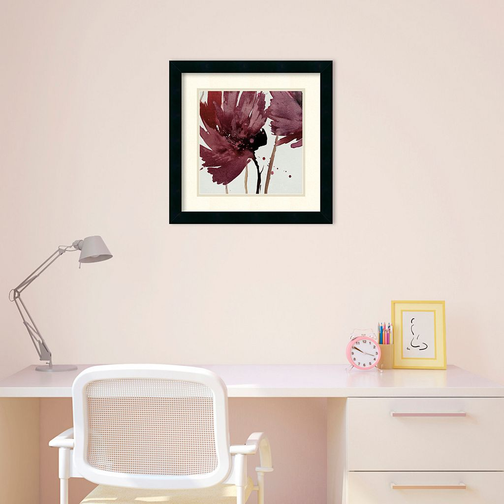 Amanti Art Room For More II Print Framed Wall Art