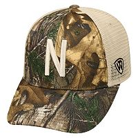 Adult Top of the World Nebraska Cornhuskers Prey Camo Adjustable Cap