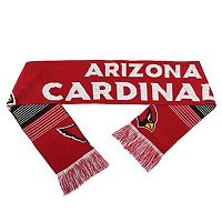 Adult Forever Collectibles Arizona Cardinals Reversible Scarf