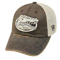 Adult Top of the World Florida Gators Scat Mesh Cap