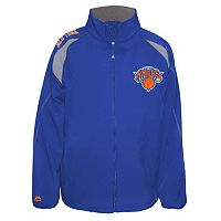 Big & Tall Majestic New York Knicks Bonded Softshell Jacket