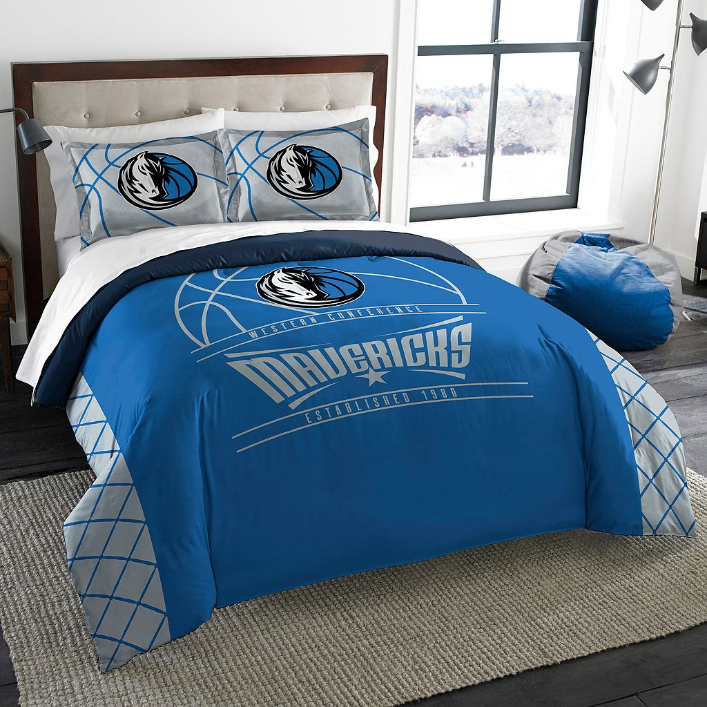 Dallas Mavericks Reverse Slam Full/Queen Comforter Set by Northwest