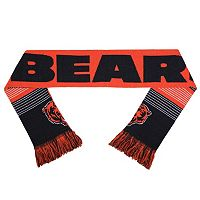 Adult Forever Collectibles Chicago Bears Reversible Scarf