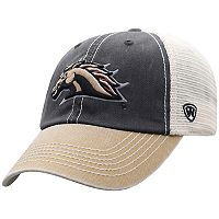 Adult Top of the World Western Michigan Broncos Offroad Adjustable Cap