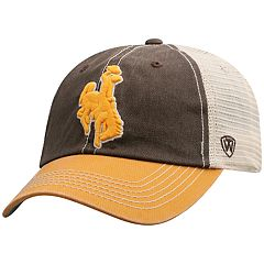 Adult Top of the World Wyoming Cowboys Offroad Adjustable Cap
