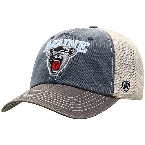 Adult Top of the World Maine Black Bears Offroad Cap