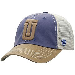 Adult Top of the World Tulsa Golden Hurricane Offroad Adjustable Cap