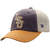 Adult Top of the World LSU Tigers Offroad Cap