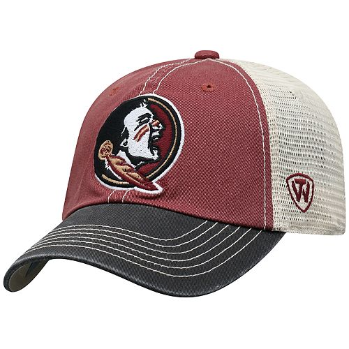 Adult Top of the World Florida State Seminoles Offroad Cap