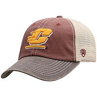 Adult Top of the World Central Michigan Chippewas Offroad Cap