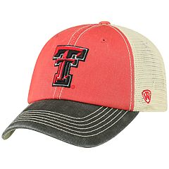 Adult Top of the World Texas Tech Red Raiders Offroad Cap