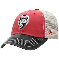 Adult Top of the World New Mexico Lobos Offroad Cap