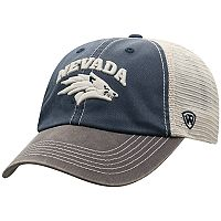 Adult Top of the World Nevada Wolf Pack Offroad Adjustable Cap
