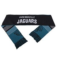 Adult Forever Collectibles Jacksonville Jaguars Reversible Scarf
