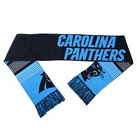 Adult Forever Collectibles Carolina Panthers Reversible Scarf