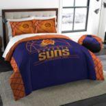 Phoenix Suns Reverse Slam Full/Queen Comforter Set by Northwest