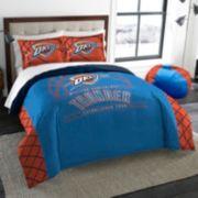 Oklahoma City Thunder Reverse Slam Full/Queen Comforter Set by Northwest