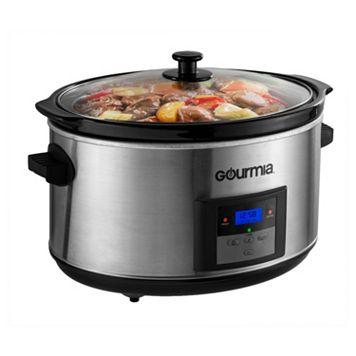 Gourmia 7-qt. Digital Slow Cooker