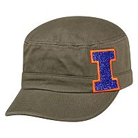 Women's Top of the World Illinois Fighting Illini Party Girl Adjustable Cap