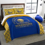 Golden State Warriors Reverse Slam Full/Queen Comforter Set by Northwest