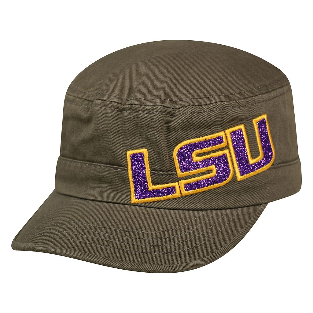Women's Top of the World LSU Tigers Party Girl Adjustable Cap