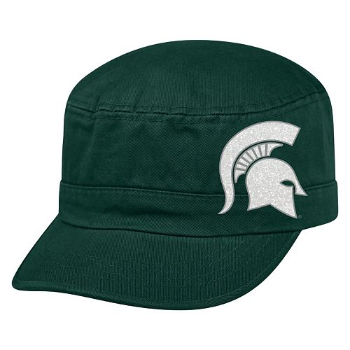 3b349edace0 Women s Top of the World Michigan State Spartans Party Girl Adjustable Cap