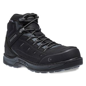 604a567c9f1 Wolverine Overpass Mid Men's Work Boots