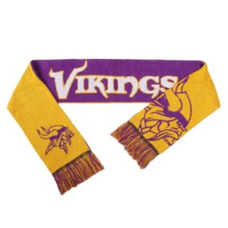 Adult Forever Collectibles Minnesota Vikings Reversible Scarf