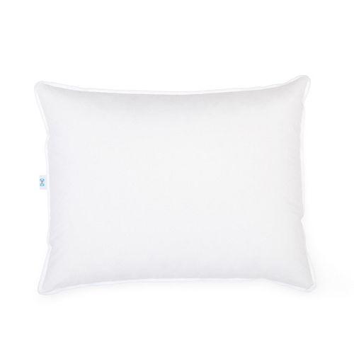 50-50 Hybrid White Goose Down Pillow