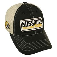 Adult Top of the World Missouri Tigers Patches Adjustable Cap