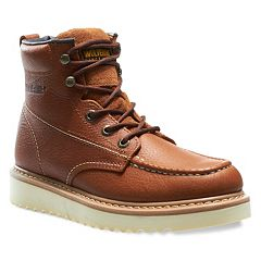 Wolverine Men's 6-in. Moc-Toe Work Boots by