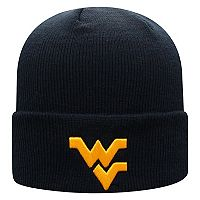 Adult Top of the World West Virginia Mountaineers Tow Knit Beanie