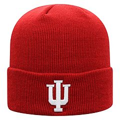 Adult Top of the World Indiana Hoosiers Tow Knit Beanie