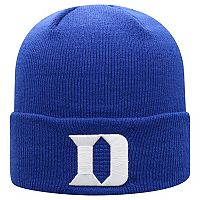 Adult Top of the World Duke Blue Devils Tow Knit Beanie