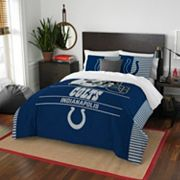 Indianapolis Colts Draft Full/Queen Comforter Set by Northwest