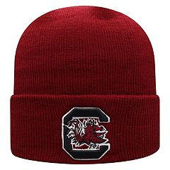 Adult Top of the World South Carolina Gamecocks Tow Knit Beanie