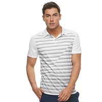 Men's Tek Gear® Striped Performance Polo