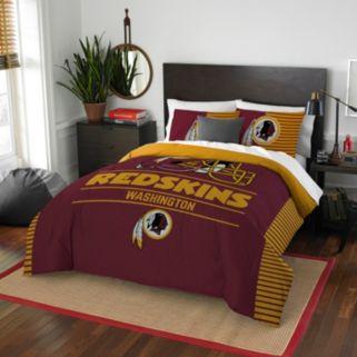 Washington Redskins Draft Full/Queen Comforter Set by Northwest