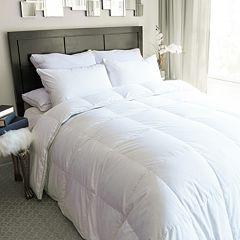 Nikki Chu White Goose Down Comforter