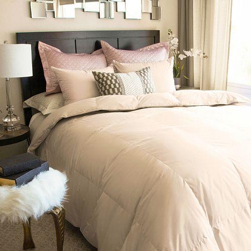 Nikki Chu White Down Comforter